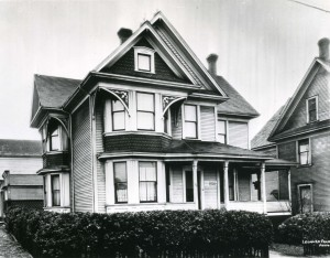 The NCJW Neighbourhood House at Jackson Ave. and Union St. in Strathcona, Vancouver. (L.00424)