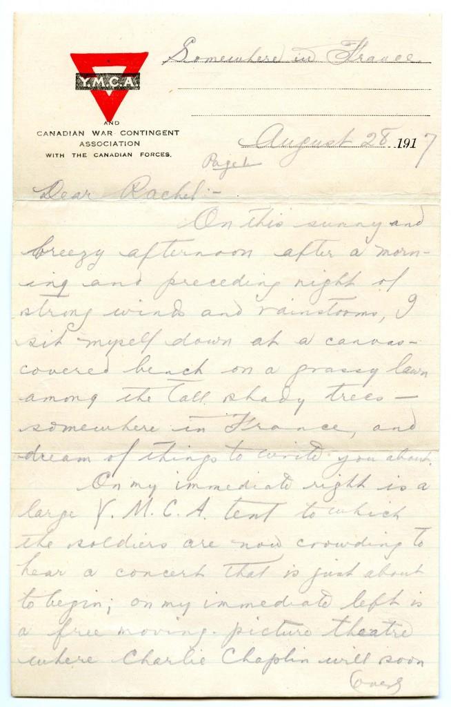 Letter Q - Page 1