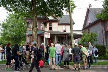 Jewish Strathcona Walking Tour