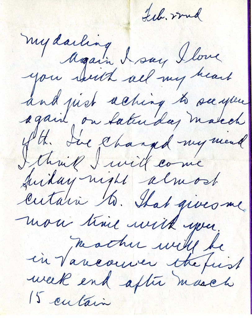 End A Letter With Love.Letters Of Love And Laughter Jewish Museum Archives Of