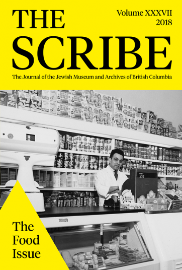 The Scribe Volume 37: The Food Issue