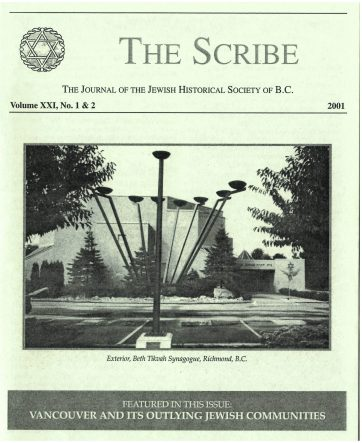 The Scribe Volume 21