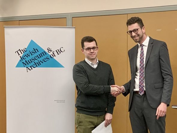 Inaugural Research Prize Awarded