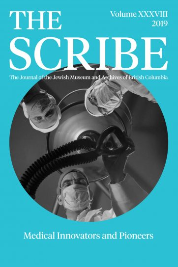 The Scribe Volume 38: Medical Innovators and Pioneers