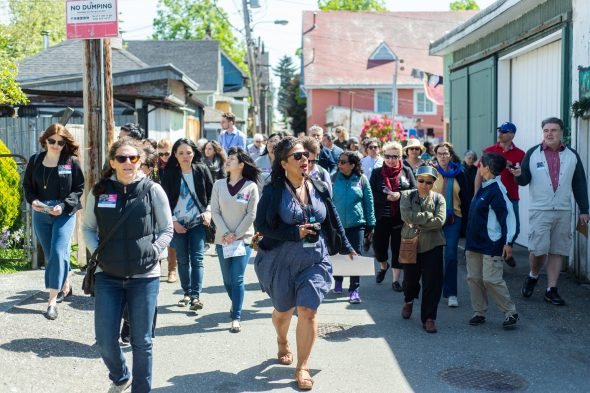 Cross Cultural Walking Tours: Making Connections in Strathcona